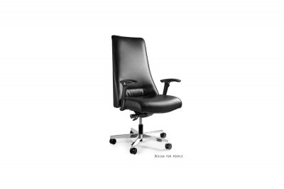 Irodai szék Saul eko bőr