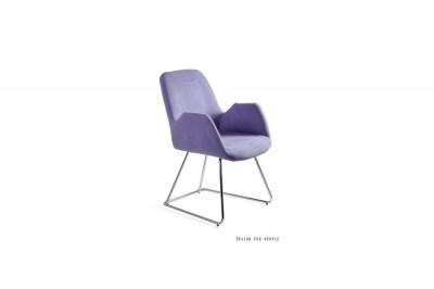 Stílusos szék Catherine kék