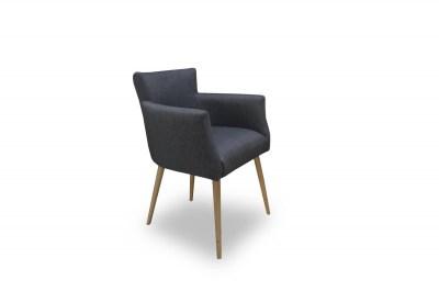 Stílusos fotel Tamara - szürke