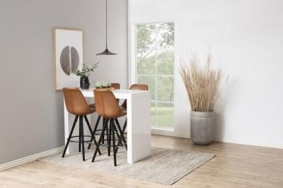 Fehér bár asztal Nazira