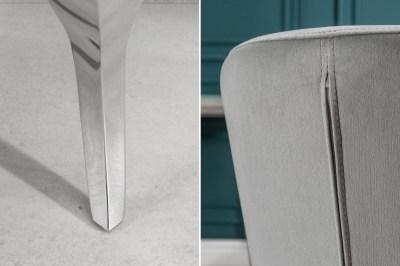 Dizajnova-stolicka-Rococo-II-sivy-zamat4