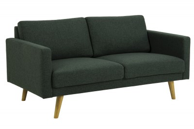 Design 2-szémelyes ülőgarnitúra Danson 160 cm zöld