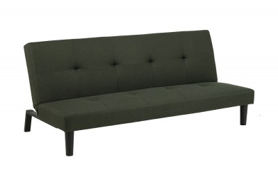 Design ágyazható ülőgarnitúra Damia 179 cm zöld