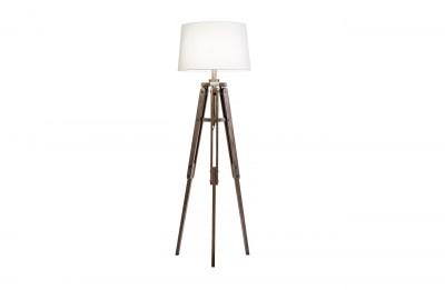 Design állólámpa Dawson 158 cm fehér