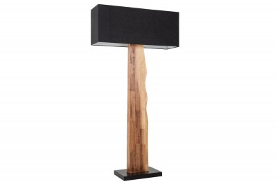 Design állólámpa Lorelei 162 cm fekete