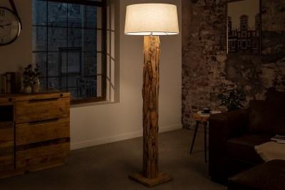 Design állólámpa Nash természetes