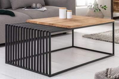 Design dohányzóasztal Haines 100 cm tölgy