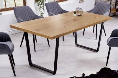 Design étkezőasztal Giuliana 180 cm tölgy