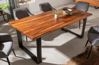 Design étkezőasztal Halona 180 cm eperfa