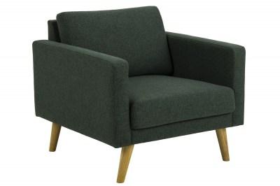 Design fotel Danson zöld