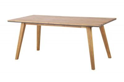 Design kerti asztal Gavino 180 cm akác