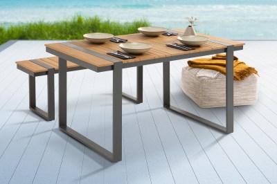 Design kerti asztal Gazelle 123 cm Polywood