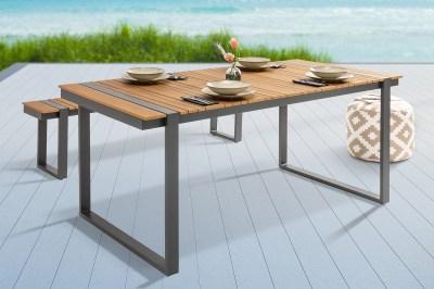 Design kerti asztal Gazelle 180 cm Polywood