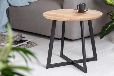 Design kisasztal Hansa 50 cm tölgy