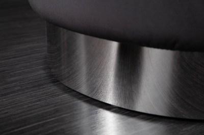 design-puff-rococo-55-cm-fekete-ezust-2