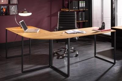 Design sárok íróasztal Boss 180 cm tölgy