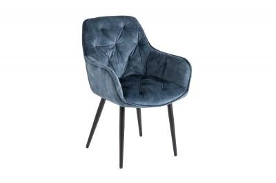 Design szék Garold kerozin bársony