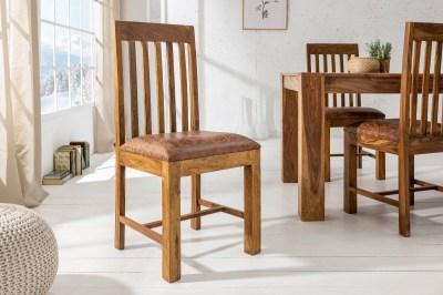 Design szék Timber, sheesham