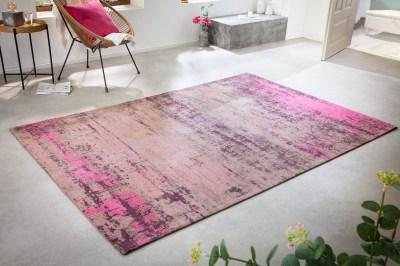 Design szőnyeg Rowan 240 x 160 cm bézs-rózsaszín