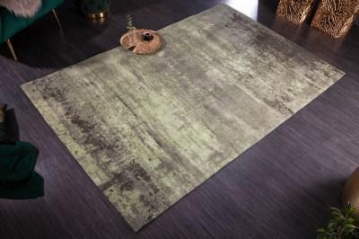 Design szőnyeg Rowan 240 x 160 cm zöld-bézs