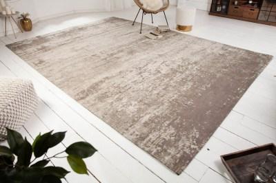 Design szőnyeg Rowan 350 x 240 cm bézs-szürke
