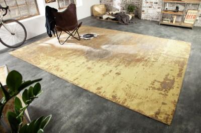 Design szőnyeg Rowan 350 x 240 cm rozsdabarna