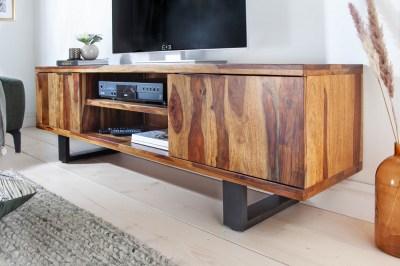 Design TV asztal Falco II 160 cm Sheesham