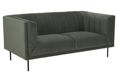 Design ülőgarnitúra Darcila 172 cm szürke-zöld