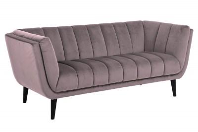 Design ülőgarnitúra Raquel 184 cm rózsaszín