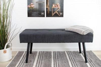 Design ülőpad Elaina, sötétszürke