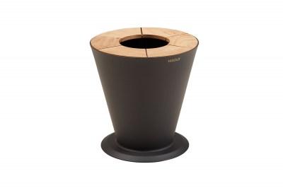 Design virágcserép HIGOLD - ICOO Flower Basket Black