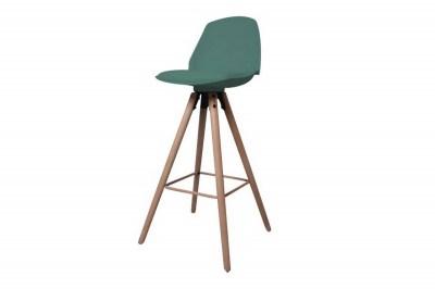Ízléses pult szék Nerea - fagyos zöld