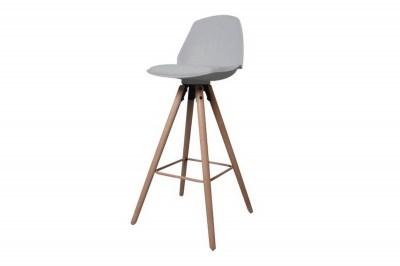 Ízléses pult szék Nerea - szürke