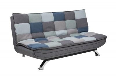Ízléses ágyazható kanapé Alun 196 cm - patchwork