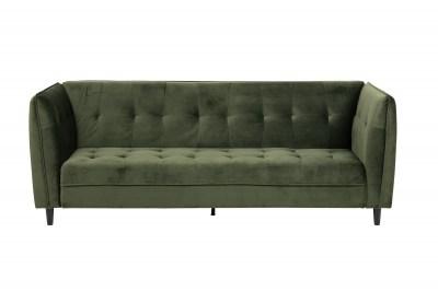 Ízléses ágyazható kanapé Alwyn 235 cm - erdei zöld