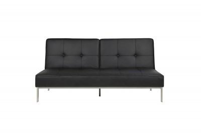 Ízléses ágyazható kanapé Amadeo 198 cm - fekete