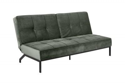 Ízléses ágyazható kanapé Amadeo 198 cm - erdei zöld