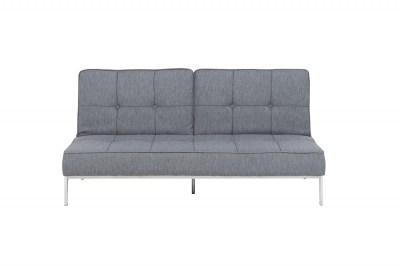 Ízléses ágyazható kanapé Amadeo 198 cm - szürke