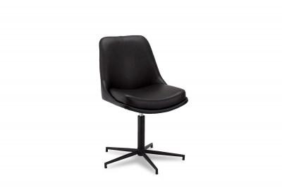 Ízléses szék Aeneas fekete