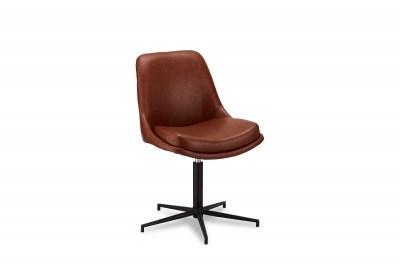 Ízléses szék Aeneas világosbarna
