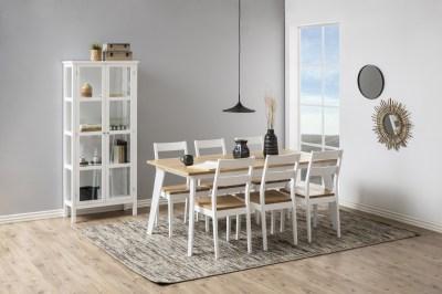 Stílusos szék Nedda - fehér
