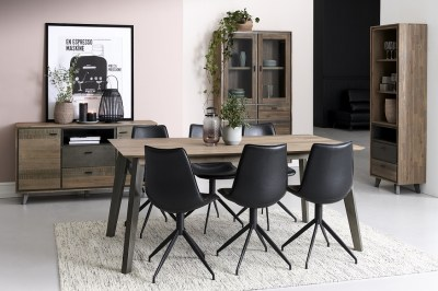 Stílusos étkezőasztal Aaron 200 cm