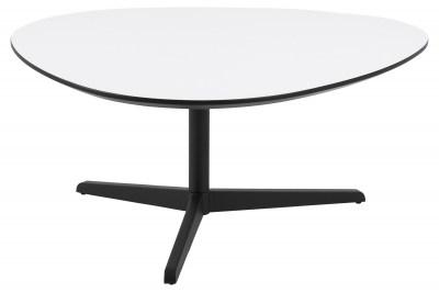 Stílusos dohányzóasztal Ahab 103 cm fehér