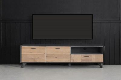 Stílusos TV asztal Aakil 155 cm