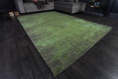 Stílusos szőnyeg Francis 240x160 smaragdzöld