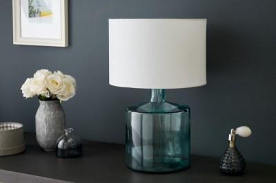 Asztali lámpa Dylan, újrahasznosított üveg
