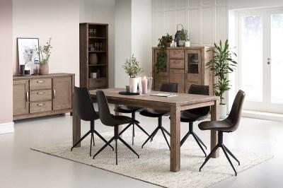 Elegáns étkezőasztal hosszabbítható Aarav 200-300 cm