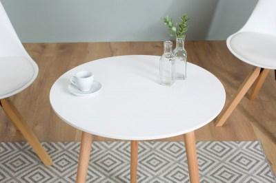 Magas bár asztal Sweden fehér 60 cm