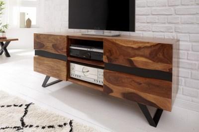 Stílusos TV asztal Argentinas 160 cm sheesham