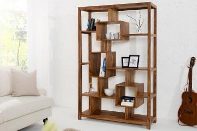 Luxus polcos szekrény Timber 180 cm, Sheesham